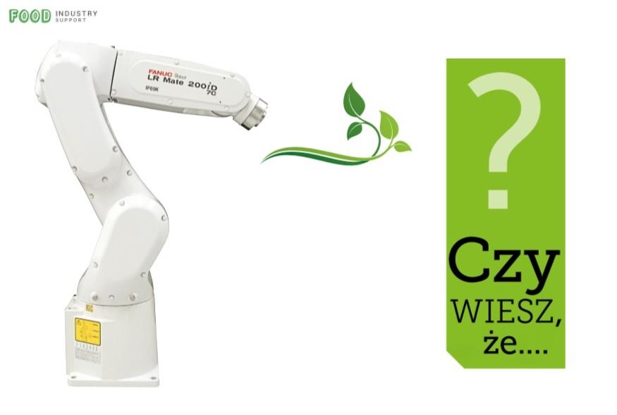 Zalety robotów przemysłowych w branży spożywczej.