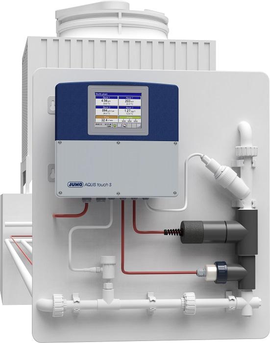 pomiary pH i temperatury w instalacjach destylacji próżniowej